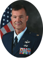 Major Brian Harrison (USAF Ret)